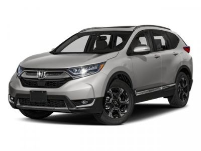 2018 Honda CR-V Touring (White)