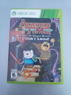 Adventure Time explore the Dungeon Because I don't know