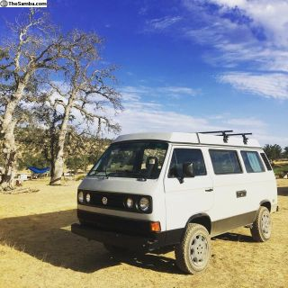 Restored Vanagon Full Camper- Subi 2.5L Conversion