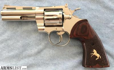 For Sale: Colt Python 1967 with box