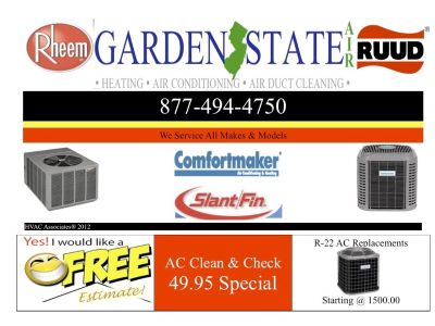 Affordable FREON Air Conditioning & Heating System Repairs and Installations