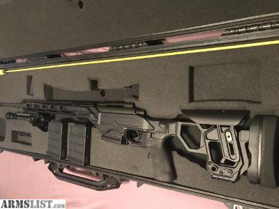 For Sale/Trade: Remington 700 Police Cadex Custom .308