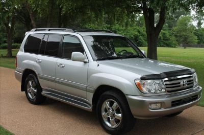 $6,549, Clean Toyota Land Cruiser 2006