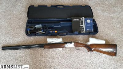 For Sale: Beretta 686 White Onyx 20g 28""