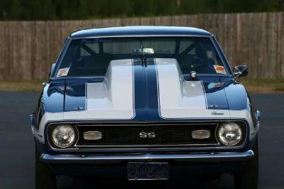 1968 Pro Street Camaro SS