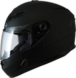 Purchase NEW 2013 GMAX GM 78 GM78 MATTE BLACK STREET BIKE MOTORCYCLE HELMET motorcycle in New Haven, Connecticut, US, for US $104.99