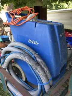 Bed Air commercial water extractor /shampoo works great $100.00 or best offers