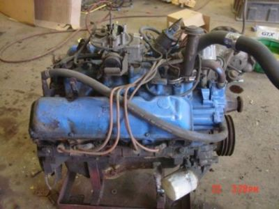 Sell AMC Jeep CJ 304 V8 engine motor scrambler rebuild V-8 motorcycle in Bernville, Pennsylvania, United States, for US $400.00