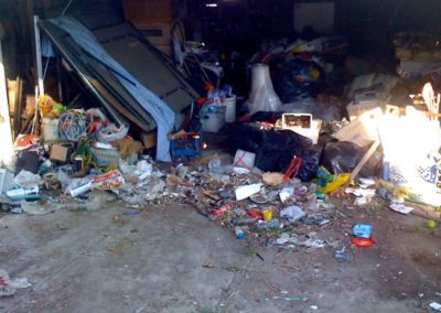 I dream of junk / Junk removal service