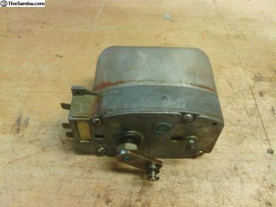 6 volt Bug wiper motor