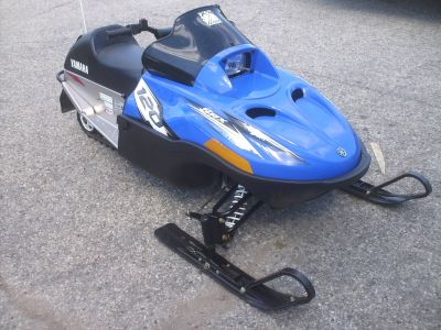 2014 Yamaha SRX 120 Crossover Snowmobiles Mukwonago, WI