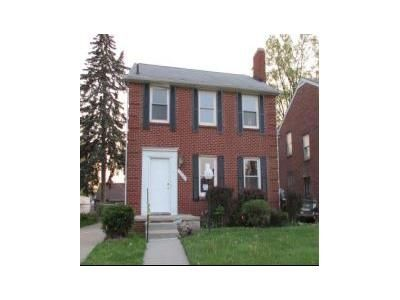 3 Bed 1 Bath Foreclosure Property in Detroit, MI 48235 - Lauder St