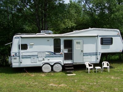 Jayco 5th Wheel Camper