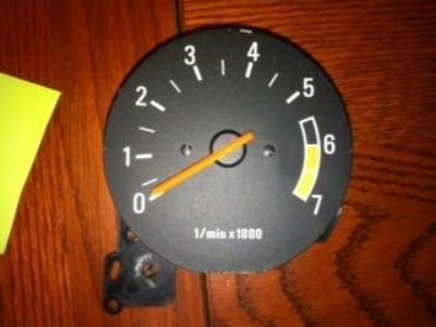 Sell Volvo 240 244 245 TACHOMETER motorcycle in Marietta, Pennsylvania, US, for US $49.99