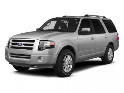 2014 Ford Expedition Limited (White)