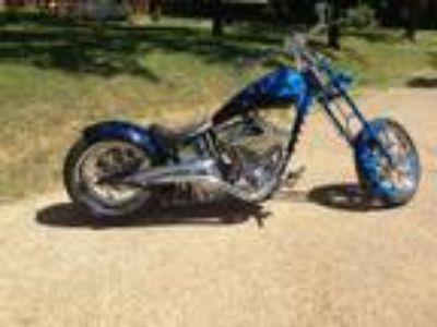 2005 Custom Built Motorcycles Venom Chopper
