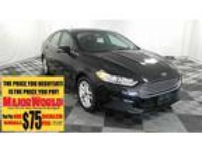 2016 FORD Fusion with 35422 miles!