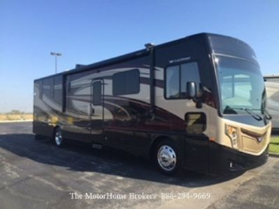 2015 Fleetwood Excursion 35E Bunkhouse