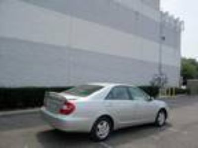 Toyota Camry LE 2.4L 16V