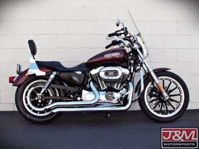 2008 Harley Davidson Sportster XL1200L