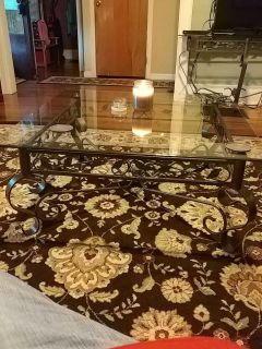 3 piece living room tables