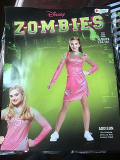 Costume - Addison from Zombies Sz XL