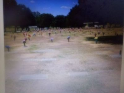 1 BURIAL PLOT AT ROSELAWN FUNERAL HOME IN SEAGOVILLE TX 75159