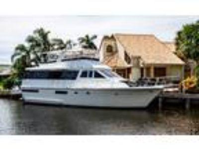 55' Viking Motor Yacht 1989
