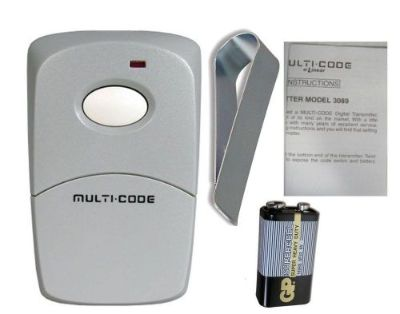 Find 3089 multi-code 308911 OEM Linear MCS308911 300mhz Garage Door remote Opener AU motorcycle in Los Angeles, California, United States, for US $15.99