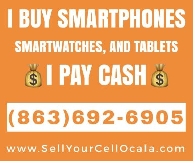 I Pay Cash For Your Unwanted Smartphones