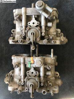 45 Delorto Carburators