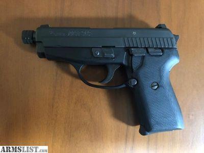 For Sale: Sig Sauer P239 SAS Custom Shop 9mm w/NIB threaded barrel
