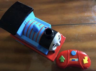 Fisher-Price Thomas & Friends Steam 'n Speed Remote Control.