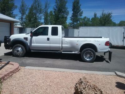 2008 ford F550 4x4