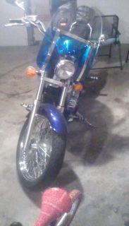 2003 Honda SHADOW VLX