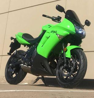 2008 Kawasaki Ninja 650R SuperSport Motorcycles Plano, TX