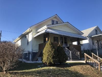 3 Bed 2 Bath Foreclosure Property in Cumberland, MD 21502 - New Hampshire Ave