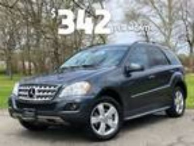 2011 Mercedes-Benz ML 350 SUV for sale