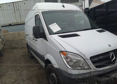 2010 Mercedes-benz SPRINTER