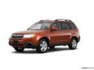 used 2010 Subaru Forester for sale.