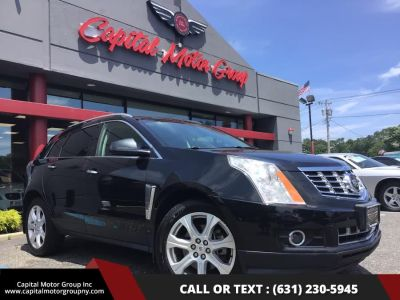 2013 Cadillac SRX Premium Collection (Black)