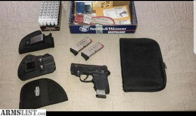 For Sale: Smith & Wesson bodyguard