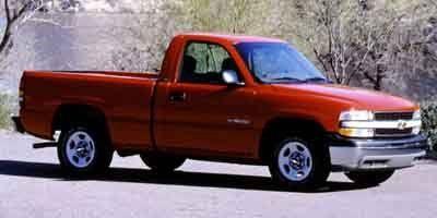 2002 Chevrolet Silverado 1500 Base (Onyx Black)
