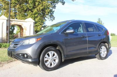 2012 Honda CR-V EX-L (Grey)