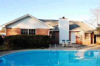 1715 Eagle Ter Cantonment Three BR, Looking for a pool home?