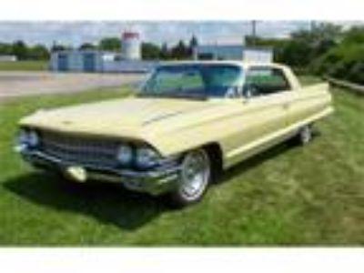 1962 Cadillac Coupe de Ville Automatic