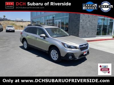 2019 Subaru Outback Premium (Tungsten Metallic)