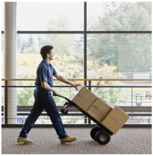 Moving Services | Truck with Mens