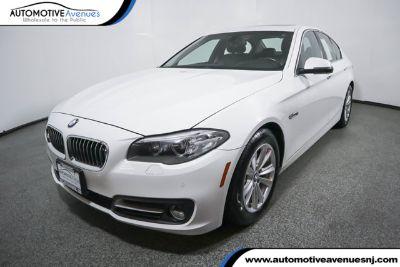 2016 BMW 5-Series (Alpine White)