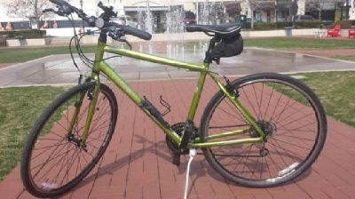 TREK 7.1 FX - 20 inches - Rock Green
